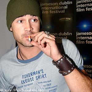 ShowBiz Ireland - Colin Farrell launches Jameson Dublin International Film  Festival  Photos f1140402ba5