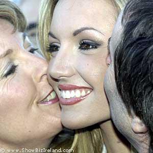 Showbiz ireland miss world 2003 rosanna davison comes home photos thecheapjerseys Choice Image