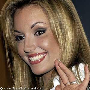 Showbiz ireland miss world 2003 rosanna davison comes home photos rosanna davison miss world 2003 thecheapjerseys Images