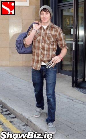 danny jones 2010. Danny Jones (McFly)