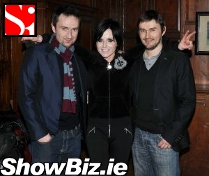 ShowBiz Ireland - The Reunited Cranberries Trinity...