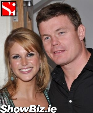 amy huberman dating brian odriscoll Brian was up on the viewing platform with amy and some friends it was pretty obvious brian was a huge fan of the band and had been looking forward to kings of leon playing when they began performing, he started rocking along to the music.