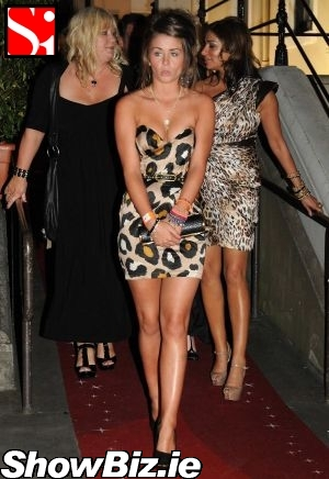 brooke vincent 2010. Brooke Vincent, Shobna Gulati