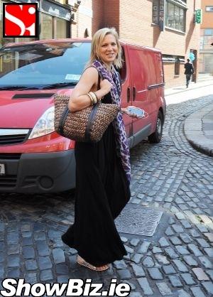 Showbiz Ireland Rozanna S Back From The Universe