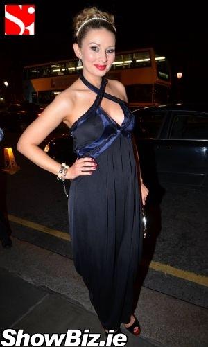 Showbiz Ireland Price Upstaged At Style Awards