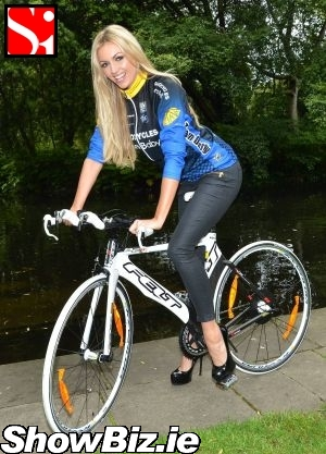 Showbiz Ireland She Ll Do Ironman In 6 Inch Heels