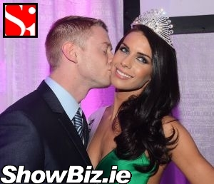 ShowBiz Ireland - Our Adrienne For The Universe...